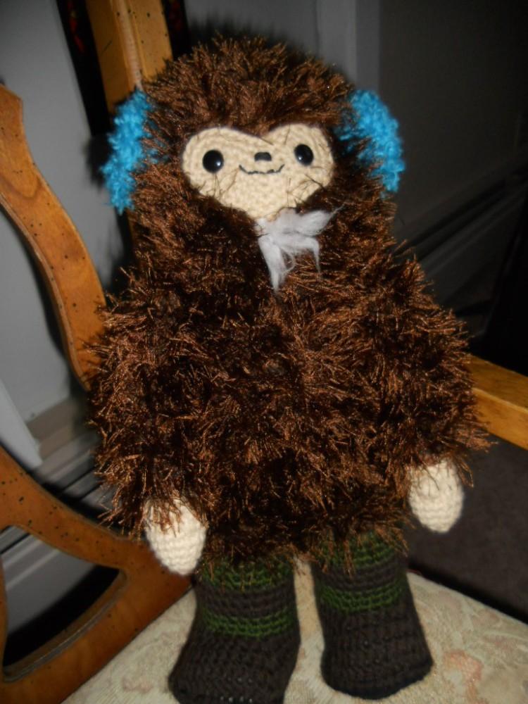 Quatchbear! (2/2)